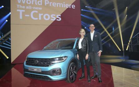 Weltpremiere des neuen T-Cross