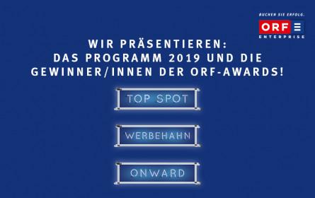 ORF-Awards für exzellentes Teamwork