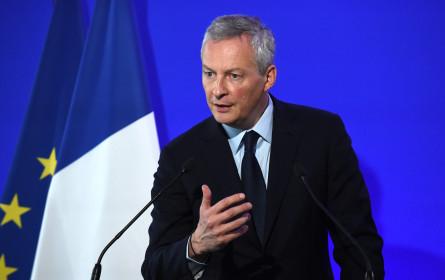 Frankreich sieht keine Fortschritte mit Berlin bei Digitalsteuer