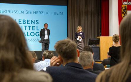 Lebensmittel-Dialog Österreich: Regionalität kann nicht im Nachbarort enden