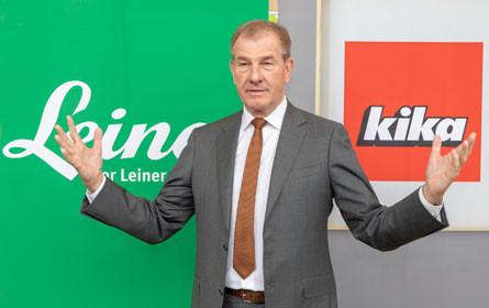"""kika/Leiner Reinhold Gütebier: """"Wir sind zurück – Kunden vertrauen uns wieder!"""""""