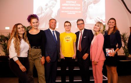 WK Wien bringt Unternehmen und Influencer zusammen