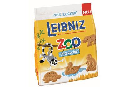 Leibniz Zoo Butterkeks jetzt auch in zuckerreduzierter Variante