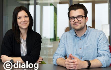 Neu an Board bei e-dialog