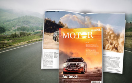 """Neues Magazin: Kurier """"Motor"""" steht unter Strom"""