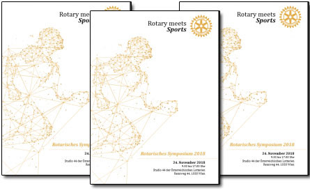 Rotary meets Sports