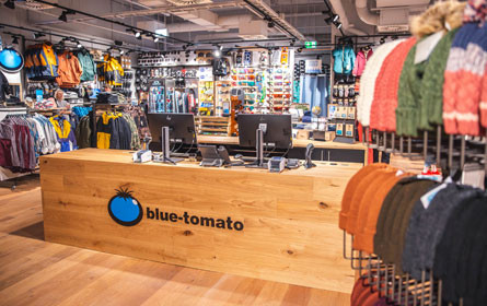 Blue Tomato eröffnet neuen Shop in Klagenfurt