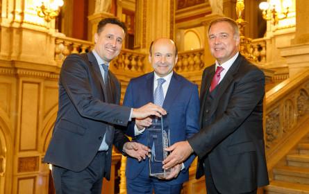 Wiener Staatsoper erhält Tourismuspreis 2018