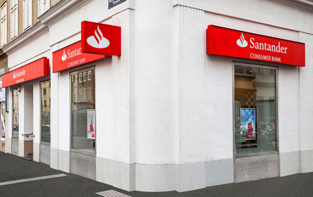 Santander mit Black-Friday-Aktion
