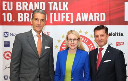 """EU Brand Talk: """"Starke Marken braucht das Land"""""""