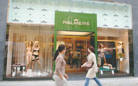 Wäschekonzern Palmers weiter in schwierigem Fahrwasser