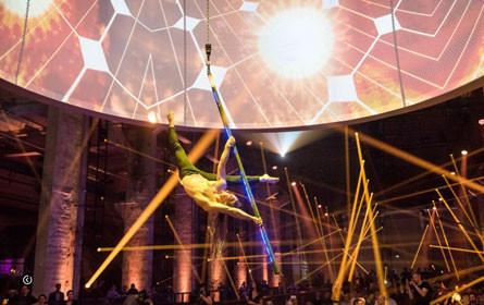 """Die """"EventHorizon"""" gewann beim Austrian Event Award 2017 Gold"""