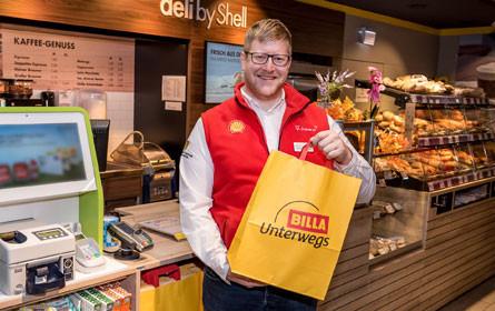 Kooperation zwischen Shell und Rewe für mehr Genuss auch unterwegs