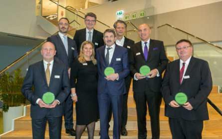 Preisverleihung: CEO & CFO Awards 2018 – Industrie räumt groß ab