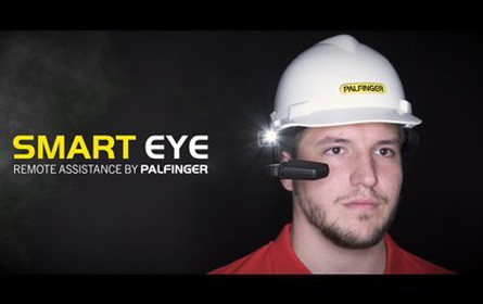 Palfinger optimiert Service mit Smart Eye