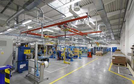 Semperit erweitert Produktionskapazität in Odry auf 100 Millionen Meter Industrie- und Hydraulikschläuche