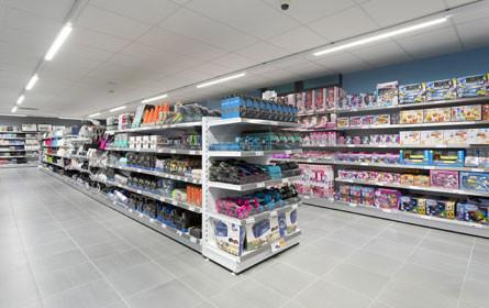 Action eröffnet Filiale im Wiener Shopping Center Nord