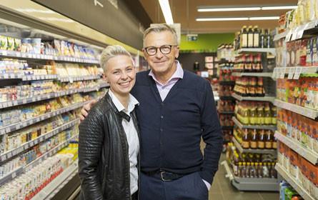 Kaufmann aus Leidenschaft: Adeg Buchmüller eröffnet neu in Großgmain
