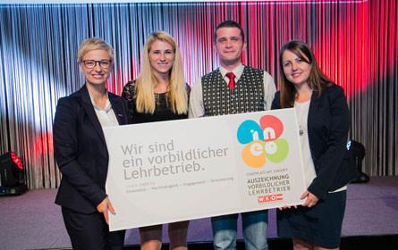 Spitz erhält erfolgreiche Rezertifizierung der INEO-Auszeichnung
