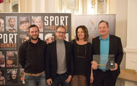 Intersport Winninger mit Victor Sports Award prämiert