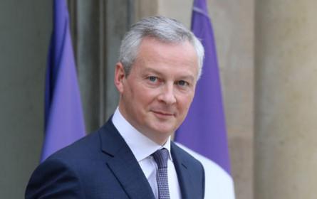 Frankreich will Digitalsteuer