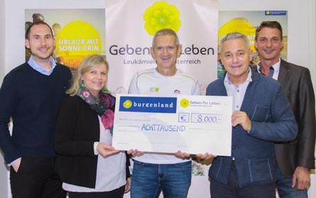 """Burgenland Tourismus als hilfreicher """"Engel"""""""