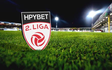 Laola1gewinnt Hpybet als Bewerbssponsor für die neue 2. Liga