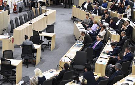 Nationalrat debattiert ORF-Volksbegehren