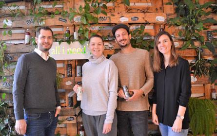 """Mediaplus Austria gewinnt den Media-Etat der """"all i need beverage"""""""