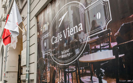 Austrian Airlines bringt Wiener Kaffeehaustradition nach Bukarest