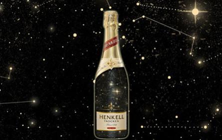 Henkell präsentiert eine Limited Edition im angesagten Sternenbild-Look