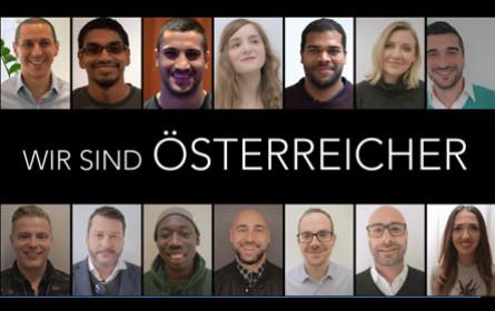 """Kampagne: """"Mein Name ist …. Wir sind Wiener, Wir sind Österreicher!"""""""