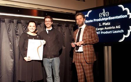 ÖBB: Rail Cargo Group wurde mit B2B-Event-Award ausgezeichnet