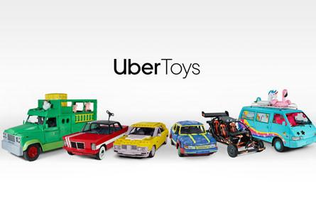 UberToys kommt nach Wien