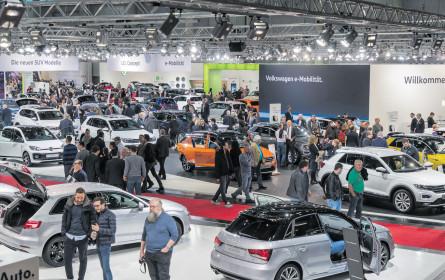 Österreichs Automarkt weiter im Höhenflug