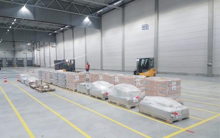 Logistik für Austria