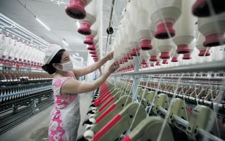 Made in China ist wieder im Aufwind