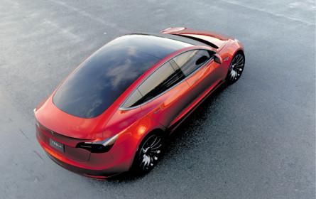 Tesla ist der innovativste Autohersteller