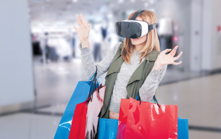 Virtual Reality mischt den Digital Retail auf