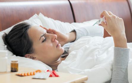 Krank im Büro: 30 Prozent kurieren sich nicht aus