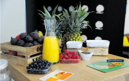 Kampagne für Fruit Juice Matters
