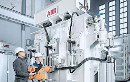 ABB weiter gut unterwegs