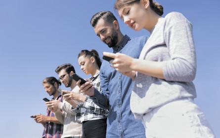 Nichts geht ohne das Smartphone