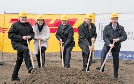 DHL investiert 25,6 Mio. €