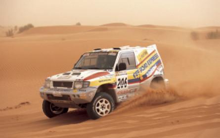 Mitsubishi: Mythos im Motorsport
