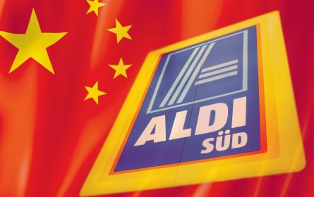 Aldi geht nach China