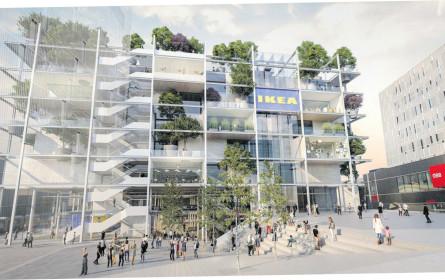Ikea: Adieu, grüne Wiese!