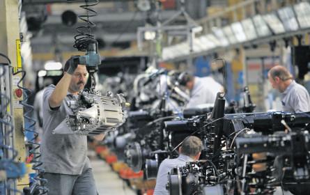 Österreichs Autoindustrie setzt 43 Mrd. Euro um