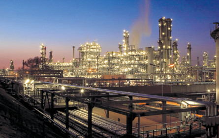 Die Industrie bleibt weiter auf Wachstumskurs