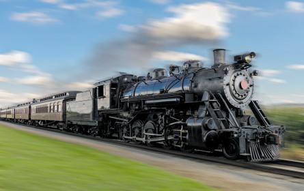 Konjunkturlokomotive steht unter Volldampf